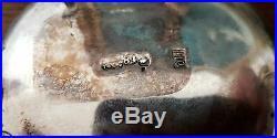 1864 Russian 84 silver salt cellar Russland silberschale saliere argent Russie