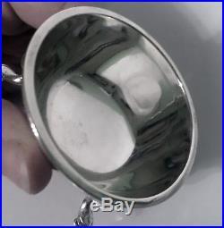 Cartier Sterling Silver Salt Cellar / Small Bowl (1)
