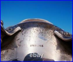 Dominick and Haff Sterling Silver Salt Dip / Salt Cellar Master #885 (#3562)