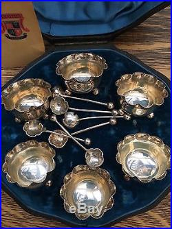 Mappin Brothers 1893 1894 Victorian Sterling Silver Boxed