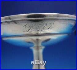 Medallion by Gorham Sterling Silver Salt Dip Master #460 (#4552)