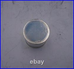 Sandringham by Shiebler Sterling Silver Salt Dip Toothpick Holder #6287 (#3824)