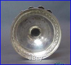 Silver Footed Salt Cellar Alt-Vienna Austria 1833