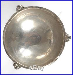 Silver salt cellar early 19th century