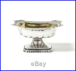 Silver salt shaker. Russian Empire (Russia), year 1852