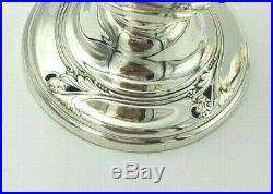 Spring Glory by International Sterling Salt and Pepper Shakers 9621