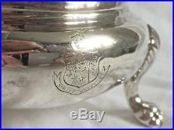 Stunning Solid Silver Salt Cellar, Mary Sibley & R Sibley II, London 1836, 108g