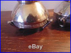 Tiffany Pair Salts Sterling With Gold Wash Interior Hallmark And 412