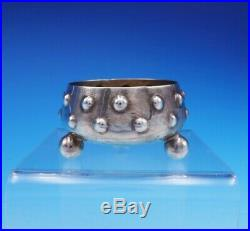 Tiffany and Co Sterling Silver Salt Cellar Dip Modern Bead #3245-3187 (#3467)
